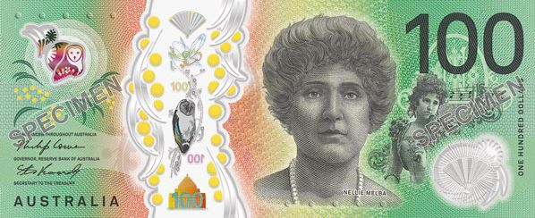 Brand new $100 banknote enters circulation