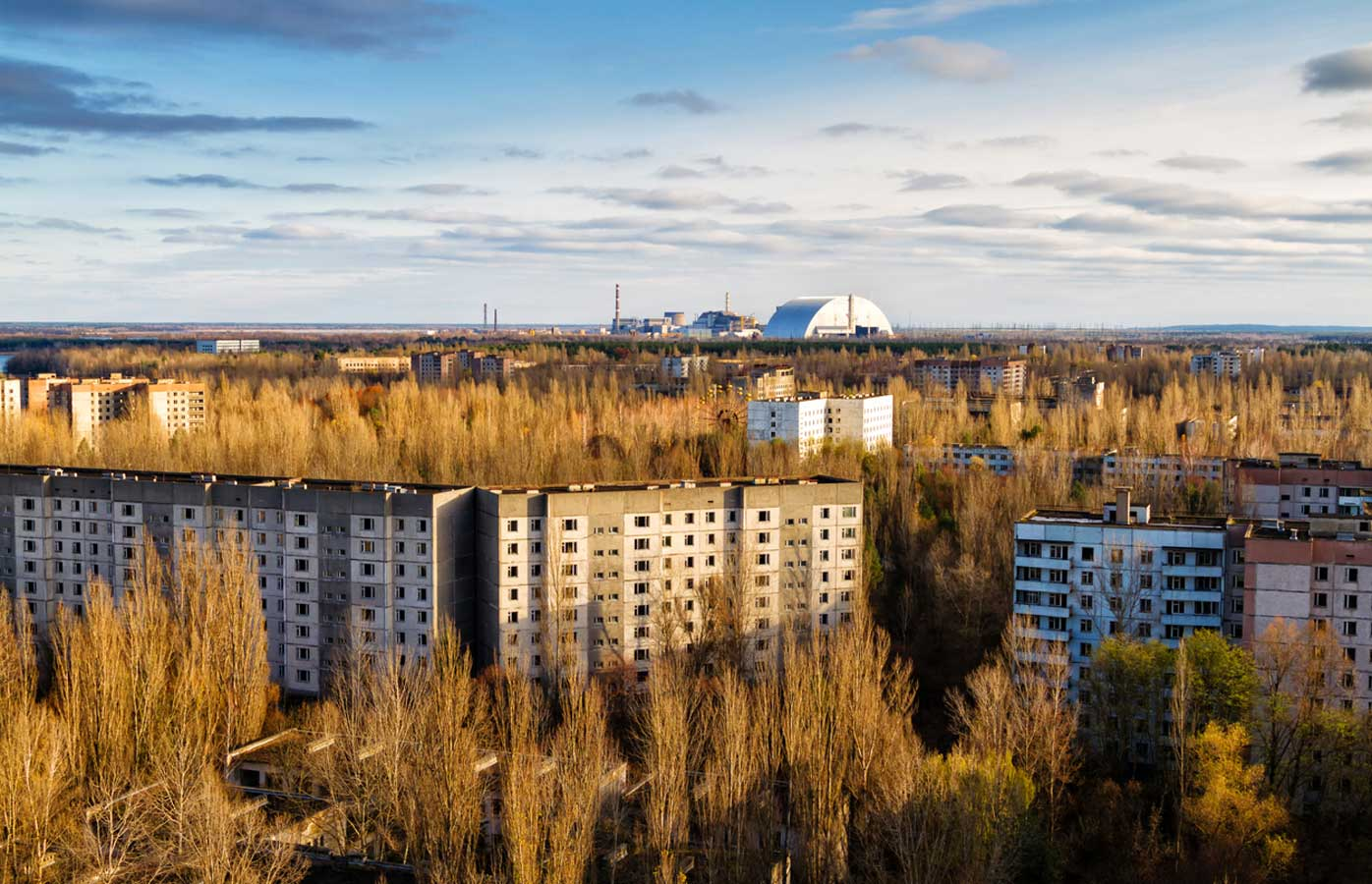 Why the Chernobyl disaster is resonating loudly 34 years on