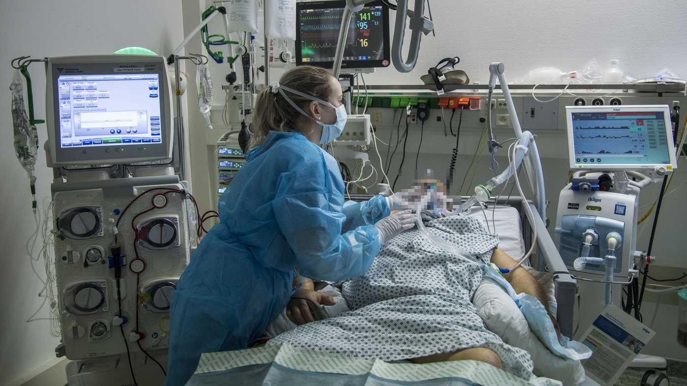 Many coronavirus patients need a ventilator to breathe.