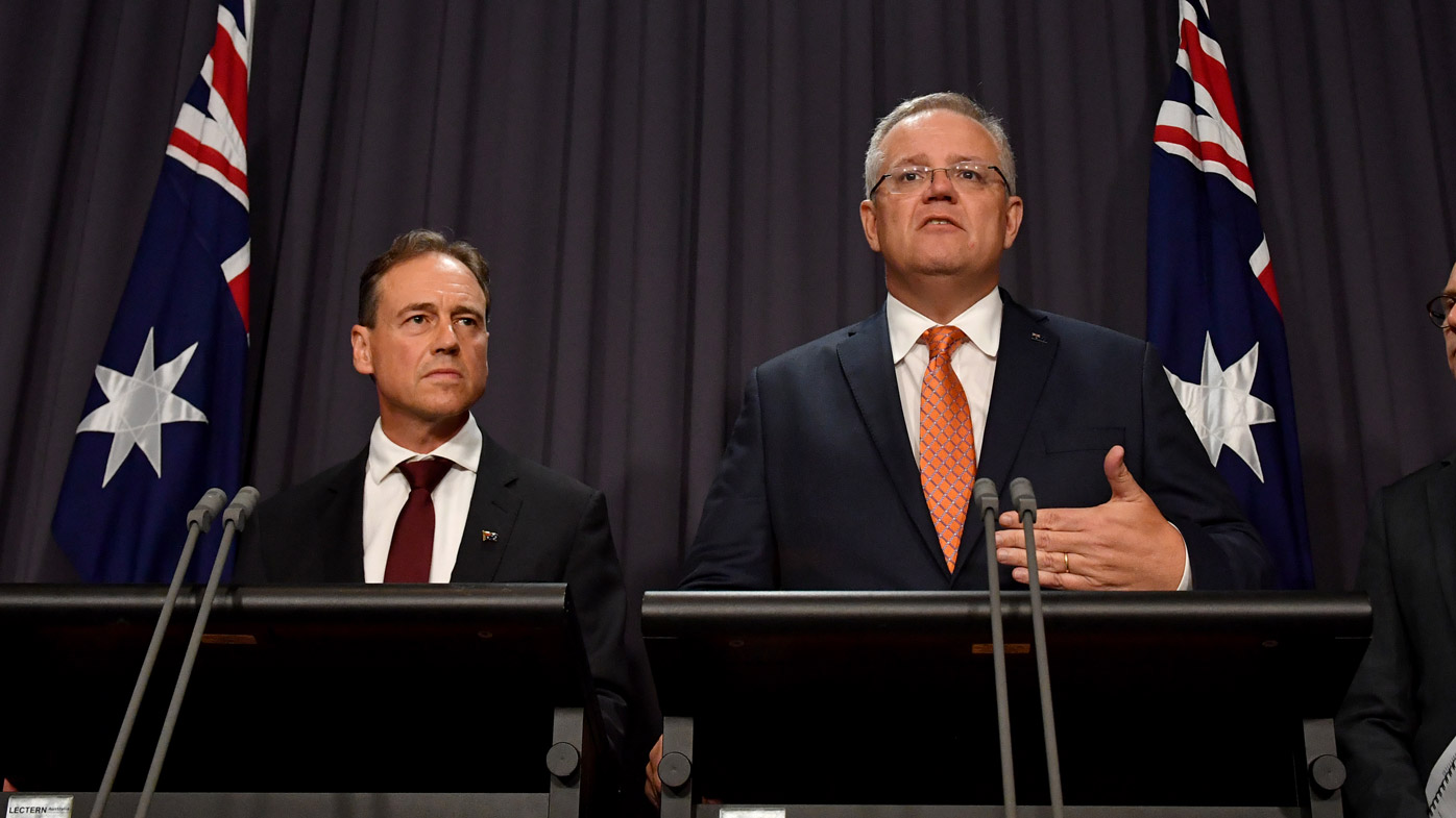 The Federal Government is readying a stimulus package to combat the impacts of coronavirus.