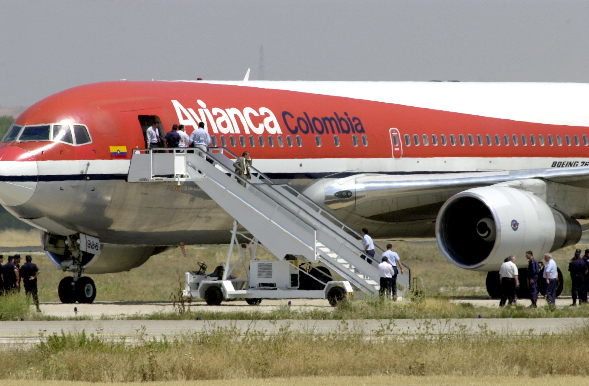 World's 'second oldest airline' files for bankruptcy