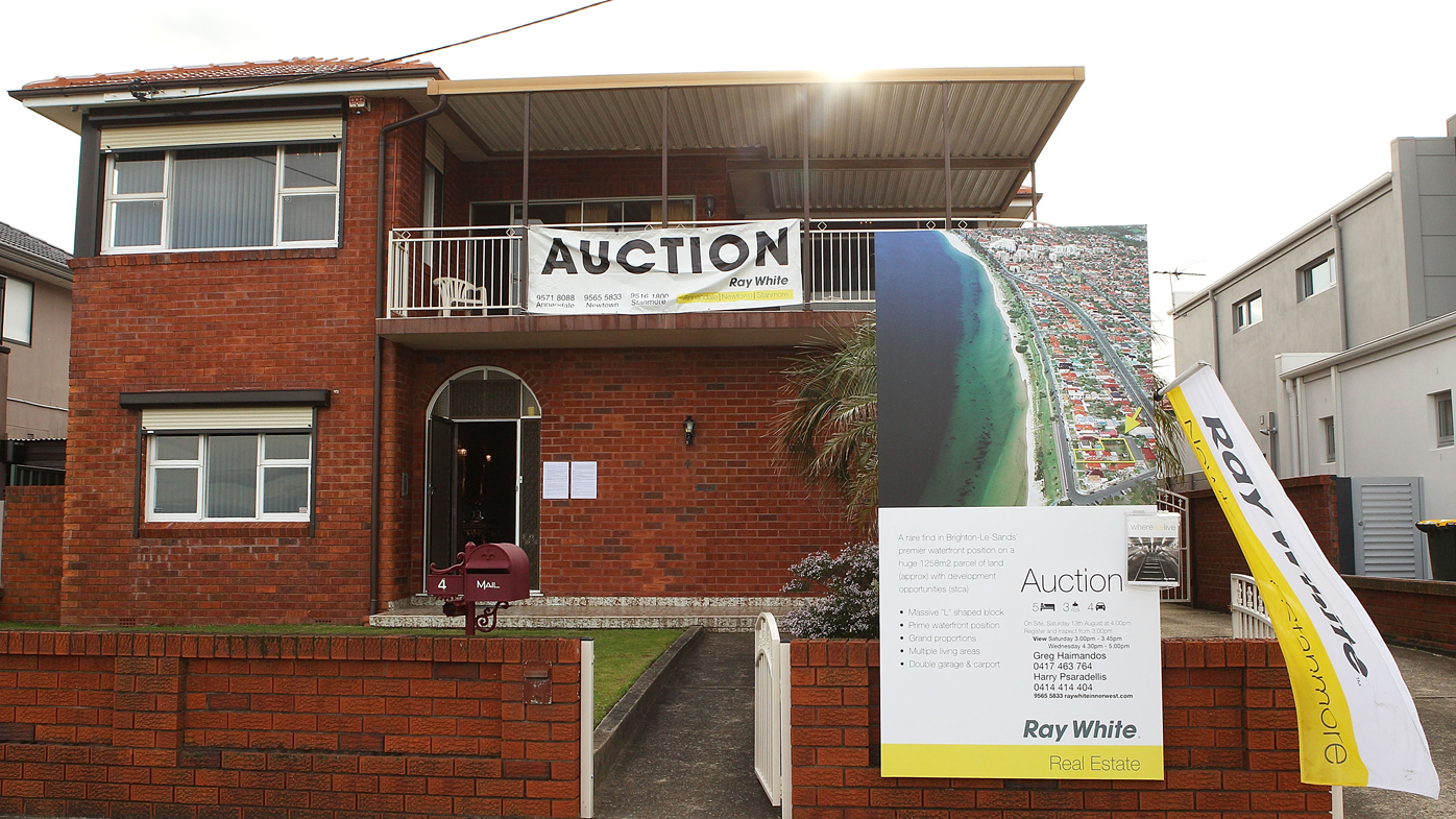 Aussie property listings are being discounted on a mass scale because of COVID-19