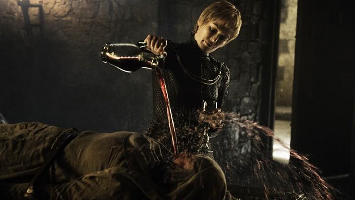 Cersei Lannister, Septa Unella