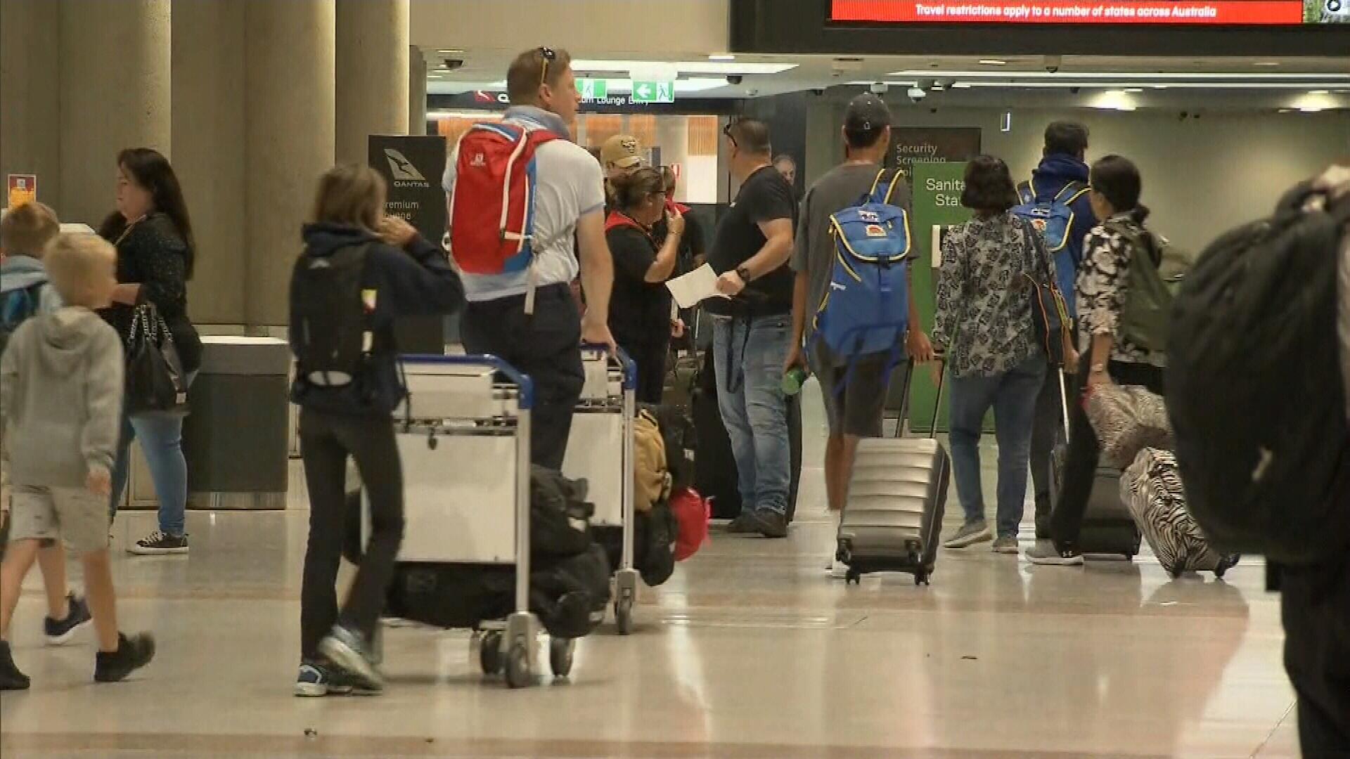 Brisbane Airport file