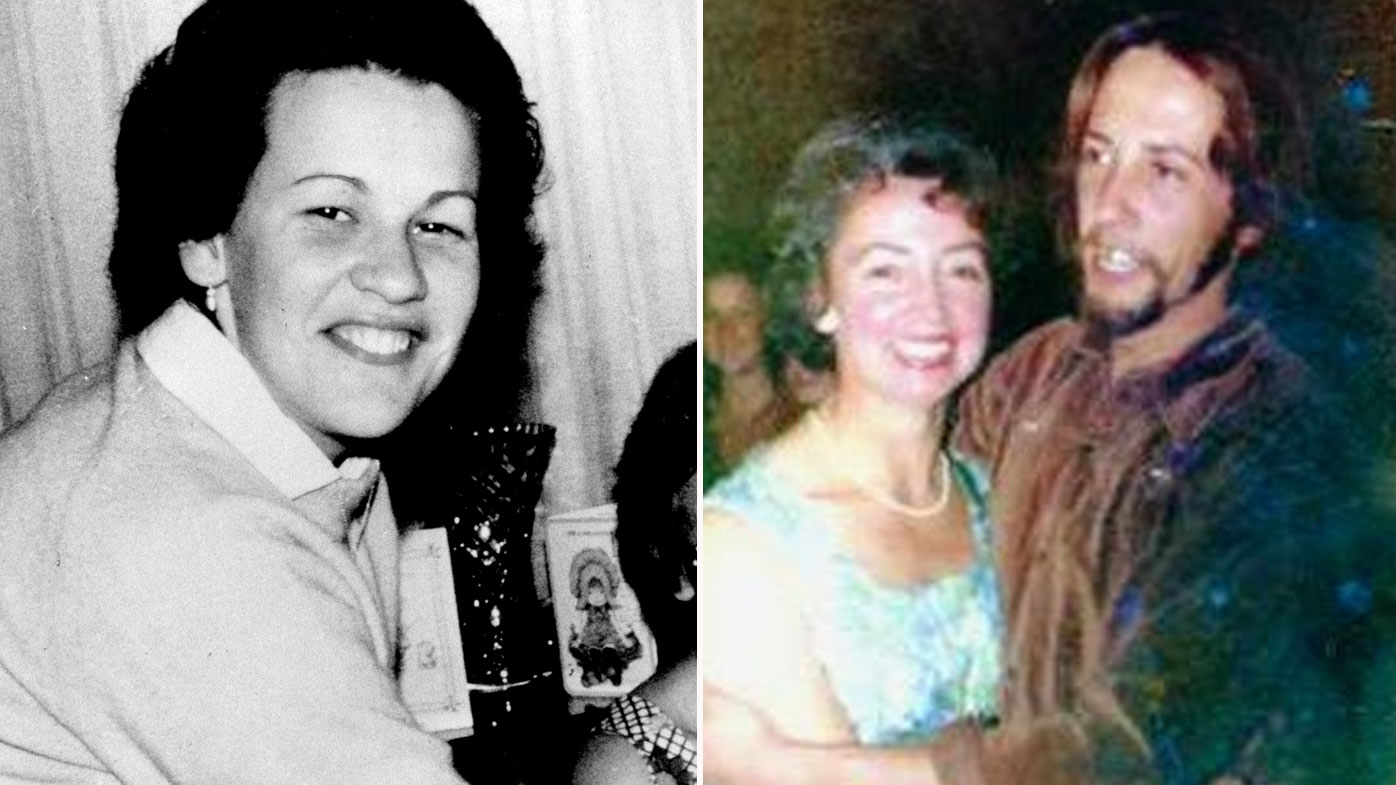 Michelle Pope (left) and Stephen Lanthorpe (right with Michelle) were last seen on August 25, 1978.