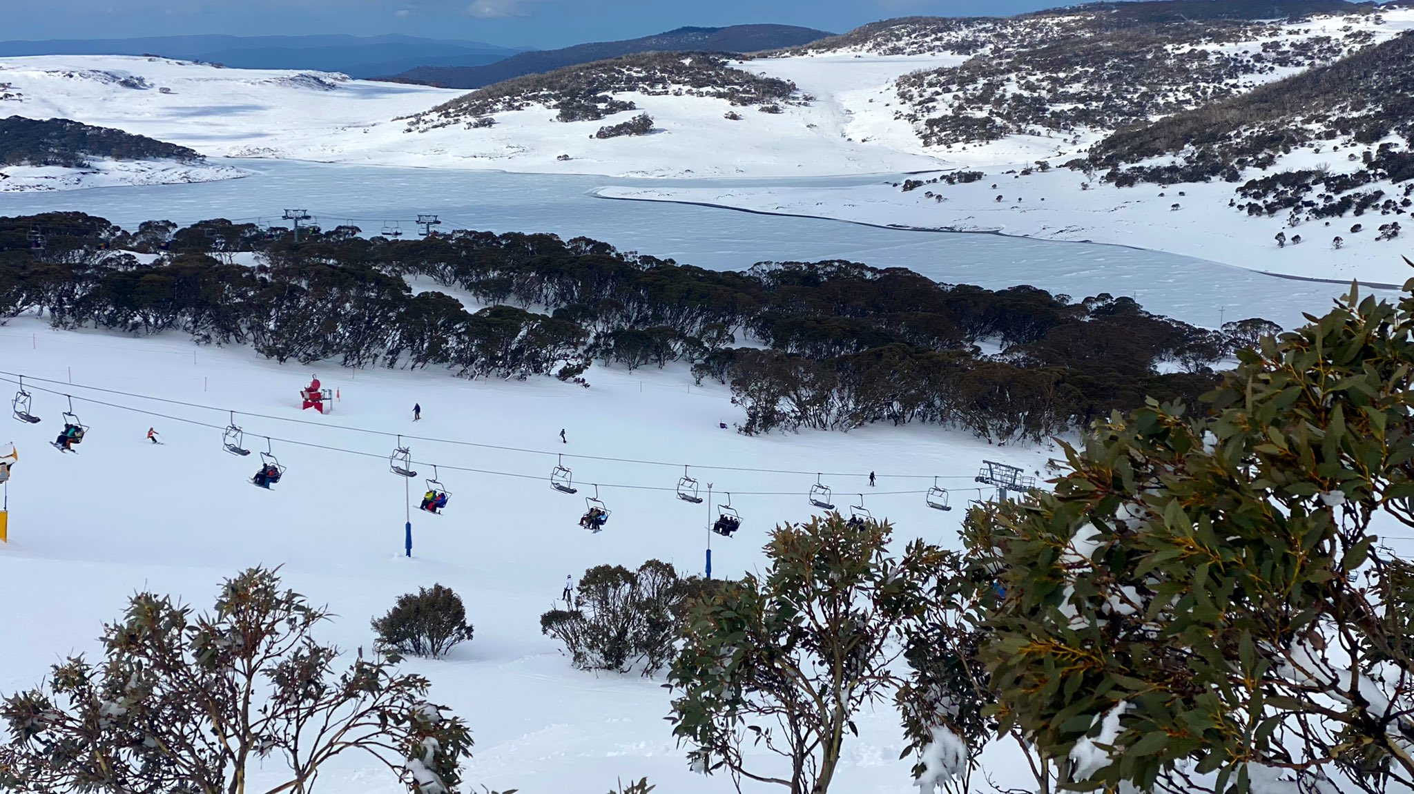 Freezing day for eastern states while WA warned of fire danger