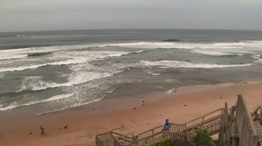 Surfer saves multiple people from drowning in two separate rescues