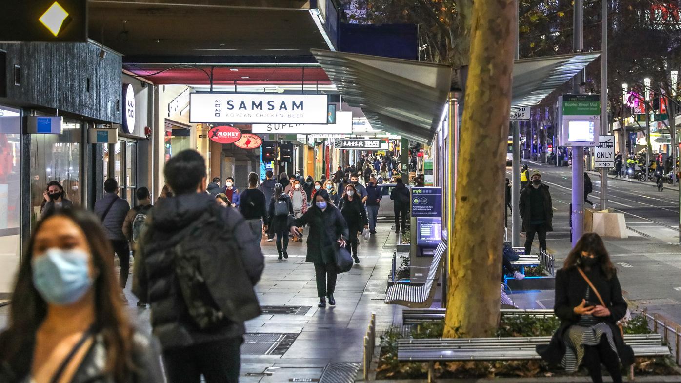 New COVID-19 case found in Victoria