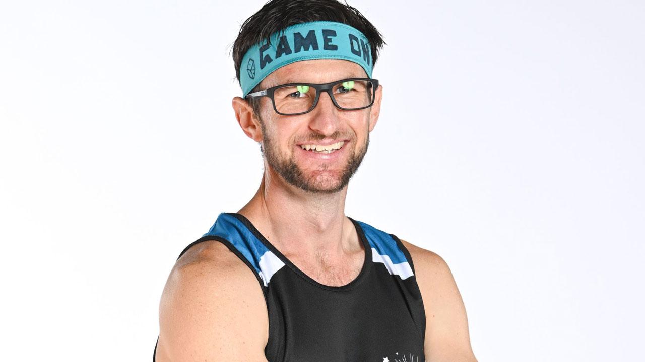 Australian Ninja Warrior 2021 Nathan Burley