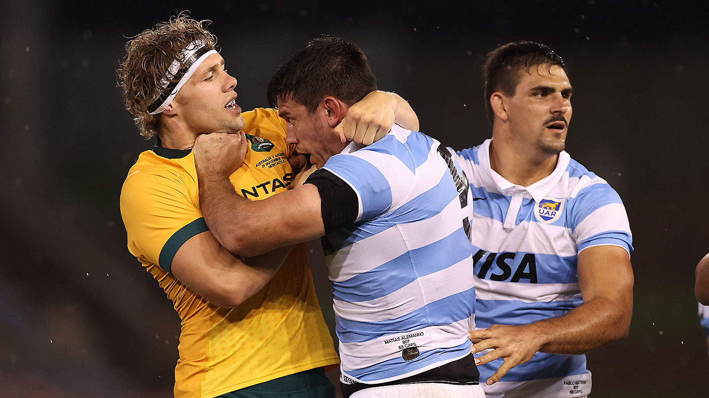 Pablo Matera: Argentina set to reinstate flanker as captain after suspensions lifted