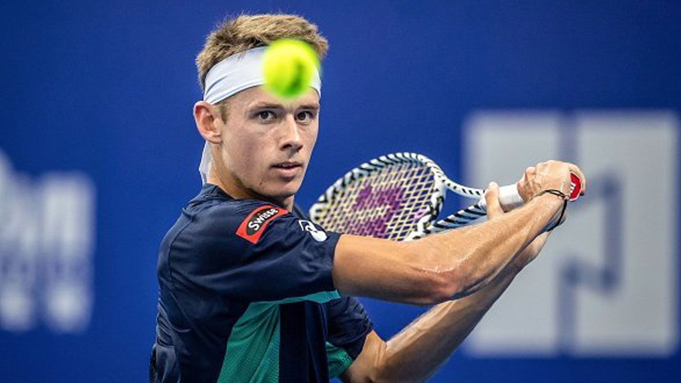 Alex de Minaur defeated Andy Murray