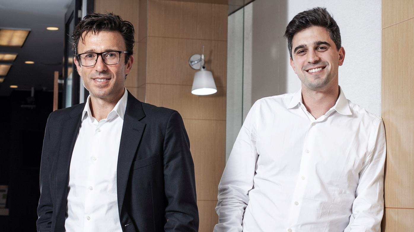 Afterpay founders Anthony Eisen and Nick Molnar will sell their company to Square Inc, a US fintech company.