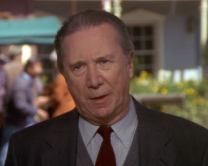 Bruce Kirby in Murder She Wrote.