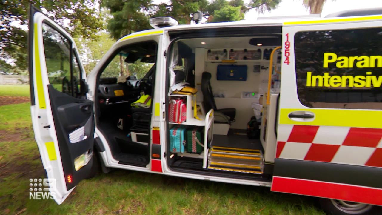 NSW Ambulance