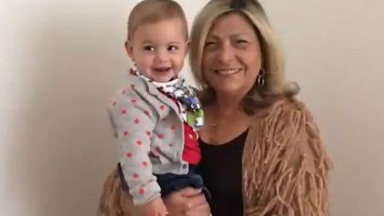 Emanuela Cioffi from Adelaide has a terminal brain tumour.