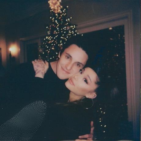 Ariana Grande married Dalton Gomez in a secret ceremony.