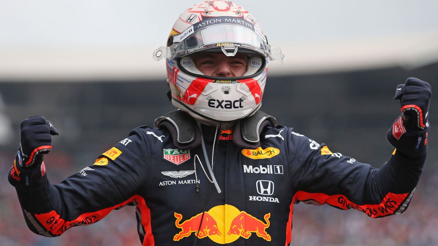 Verstappen to make Supercars Eseries wildcard appearance
