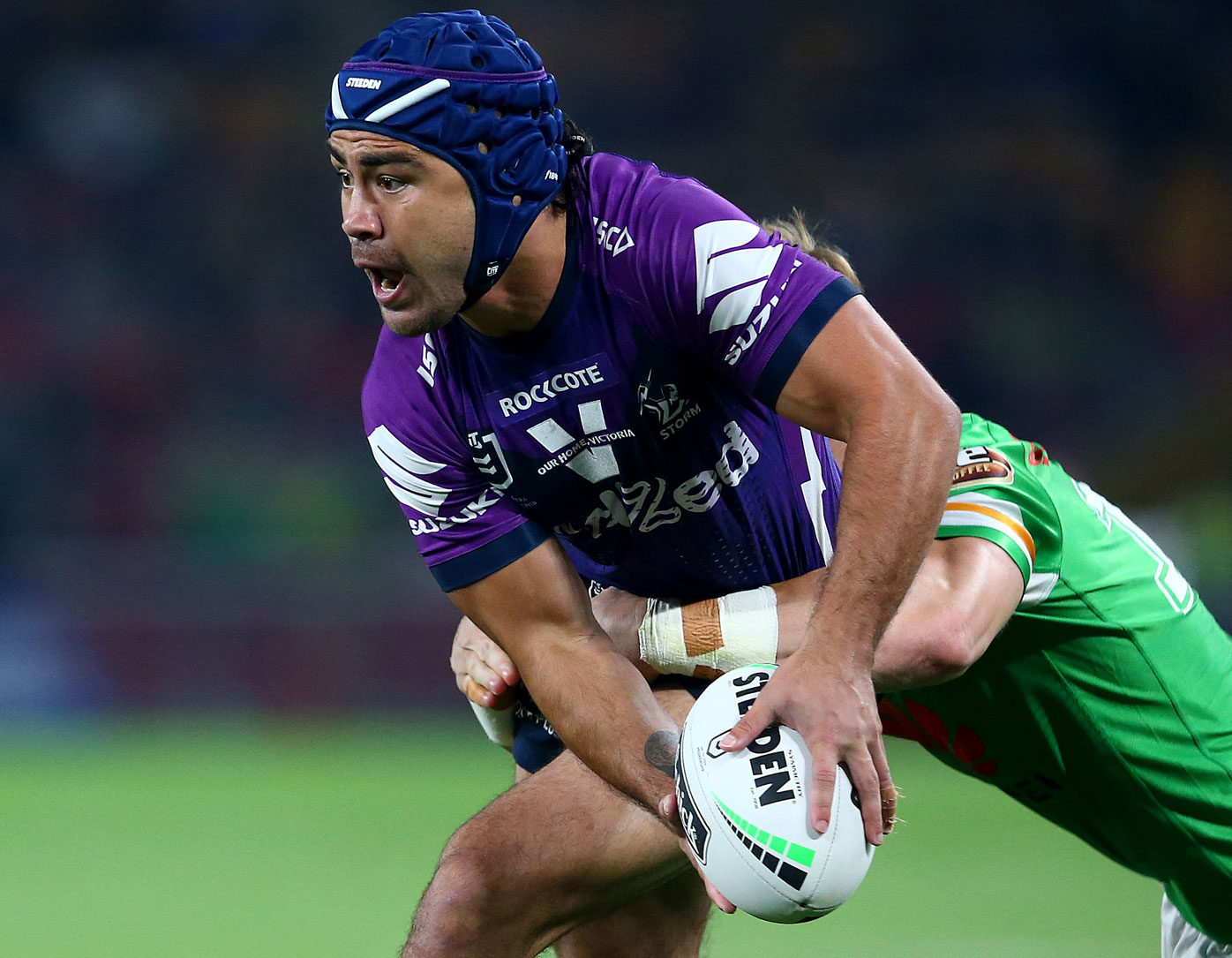 Storm players scratched from NRL All Stars clash