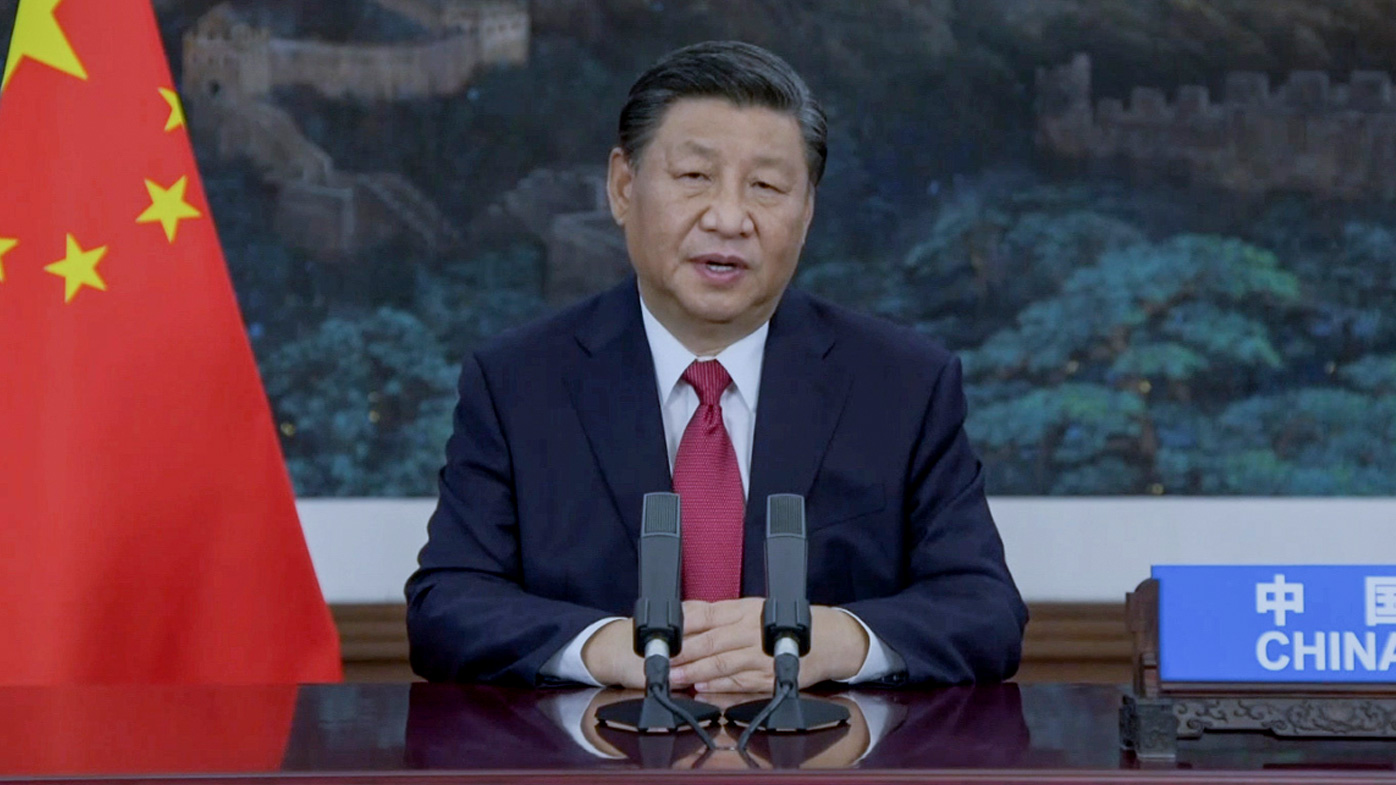 Xi Jinping originally intended to have his deputy prime minister represent China at the UN, but stepped in to deliver an unexpected speech.