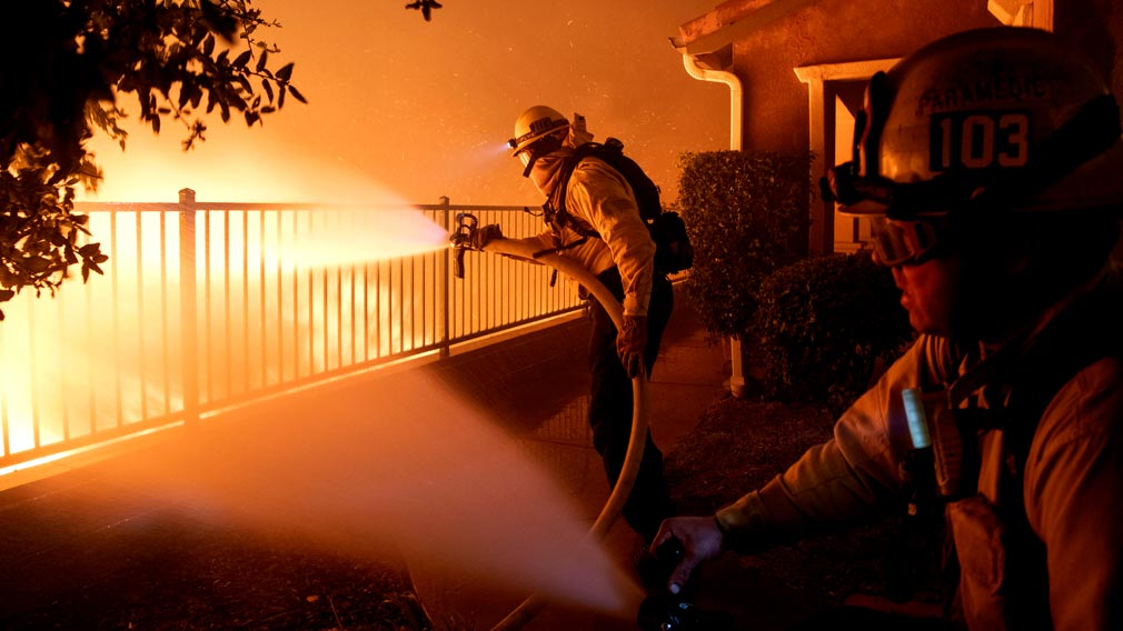 Three deaths now tied to Southern California wildfires