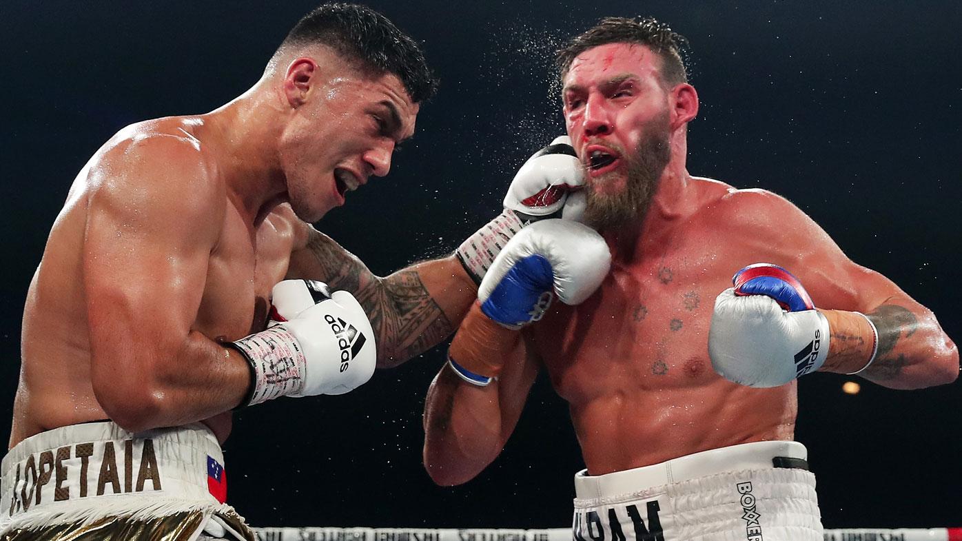 Gun Aussie prospect scores savage TKO win