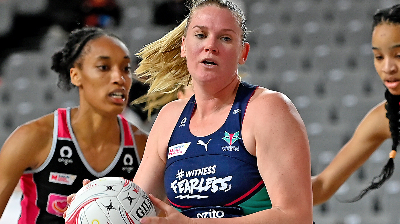 Why this video brought Vixens star to tears