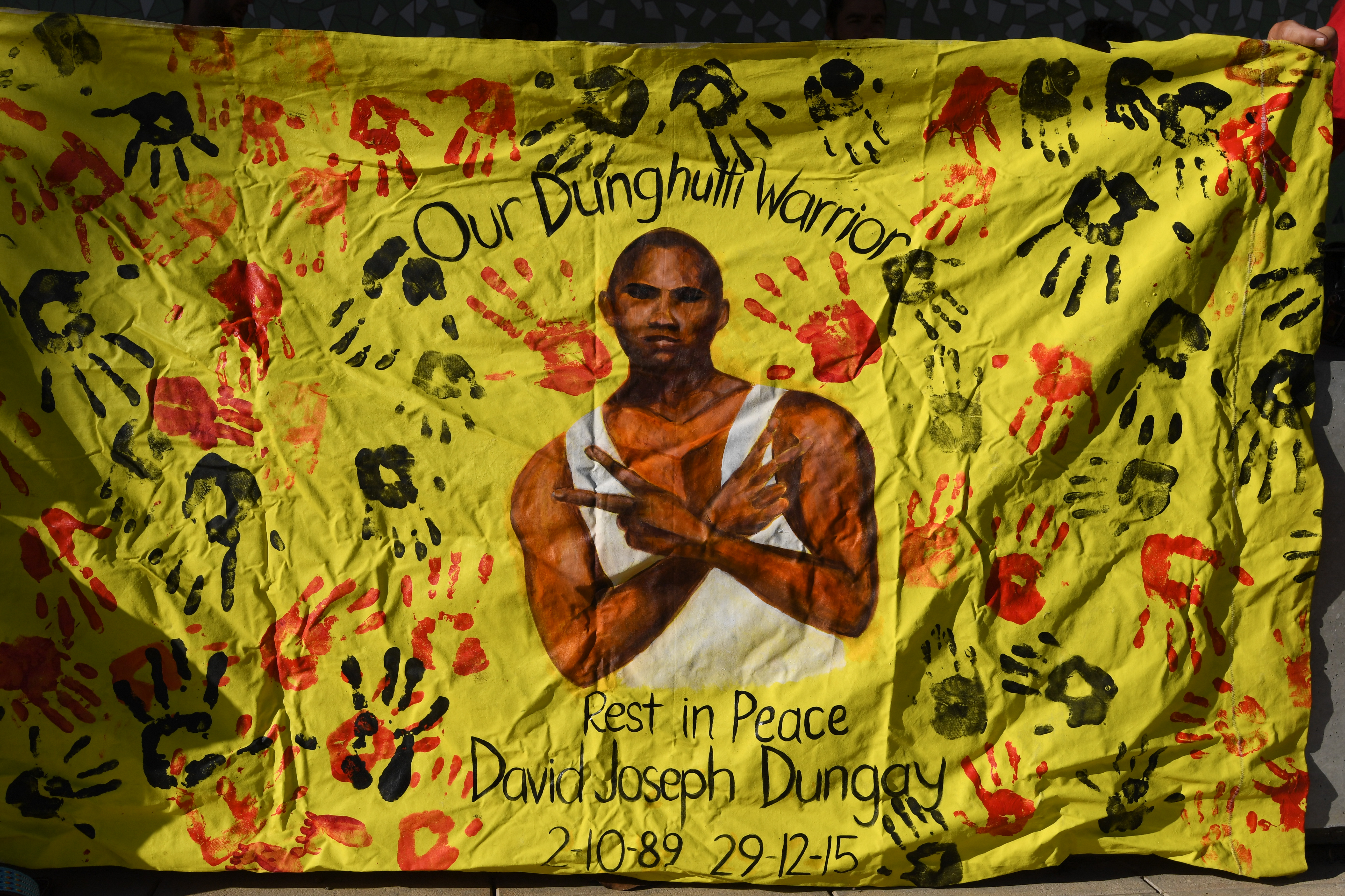 Officers have been cleared of wrongdoing in the death in custody of David Dungay.