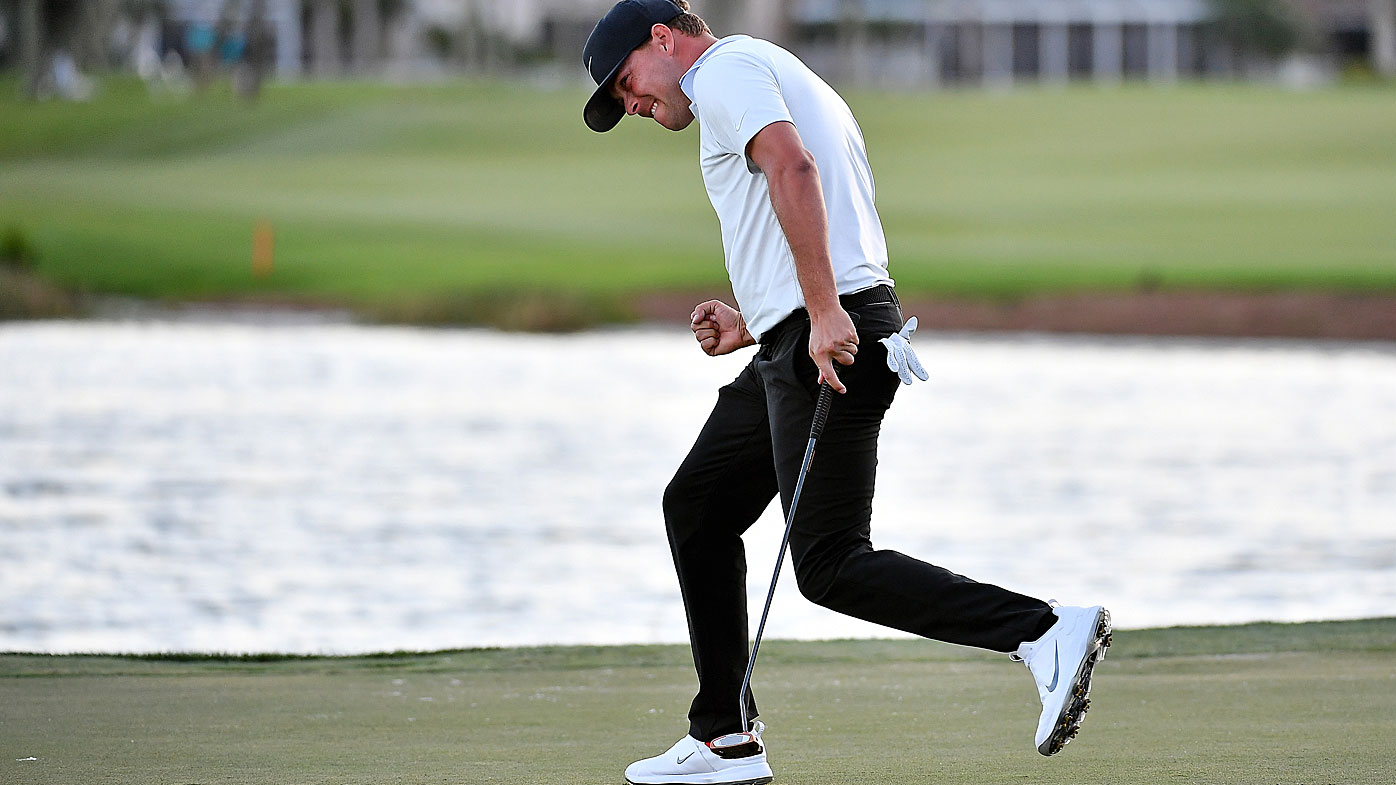 Keith Mitchell wins the Honda Classic