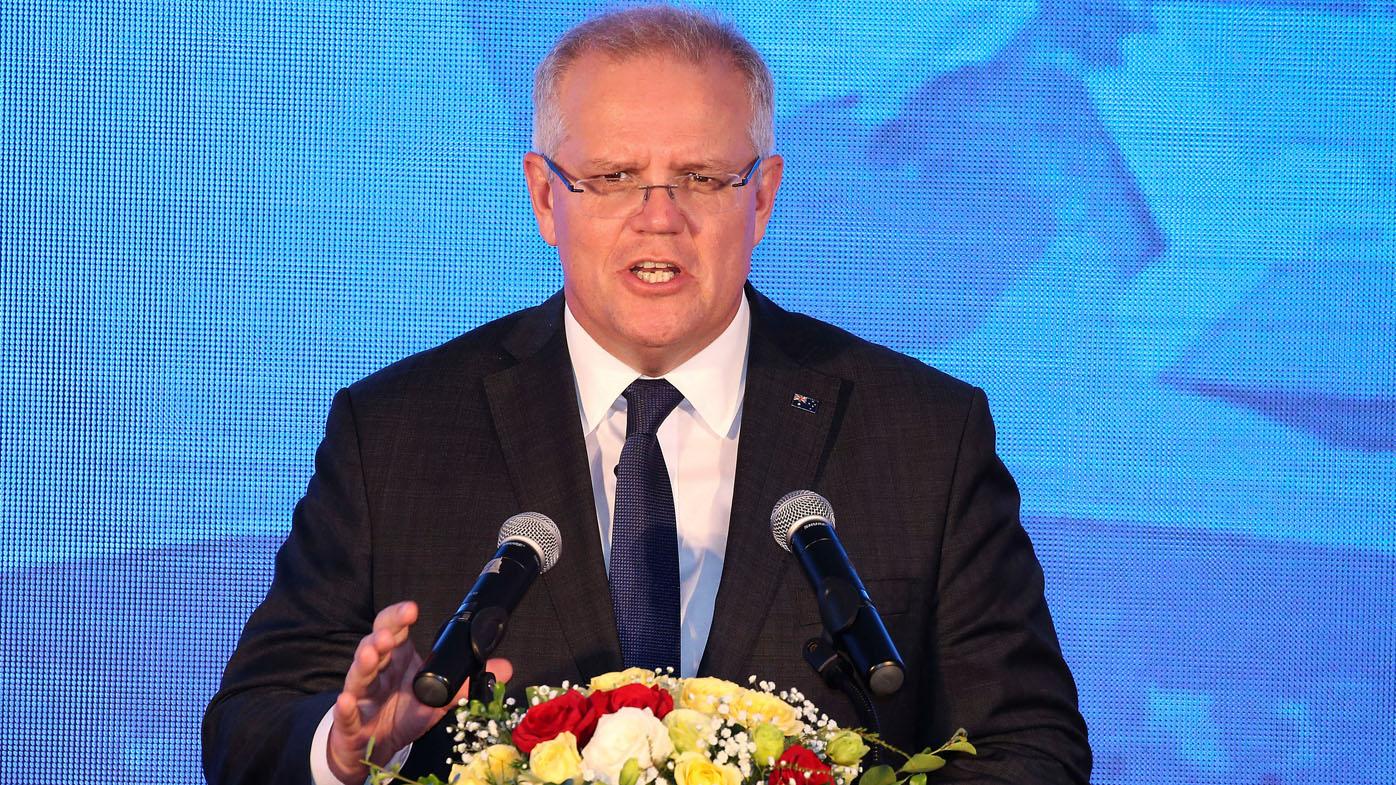 Scott Morrison to join world leaders in G7 Summit