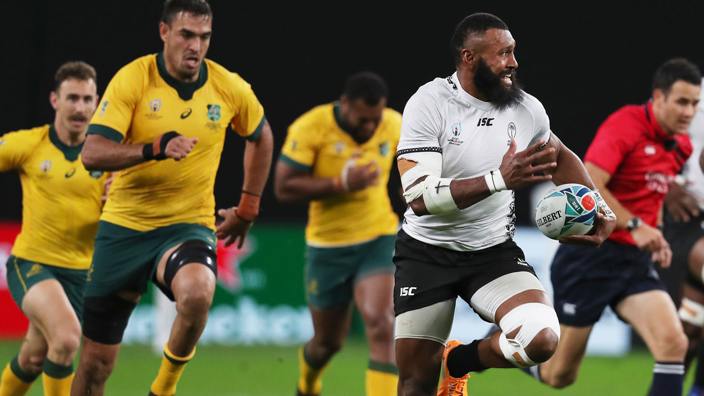 Ex-Wallaby's blunt Rugby World Cup forecast