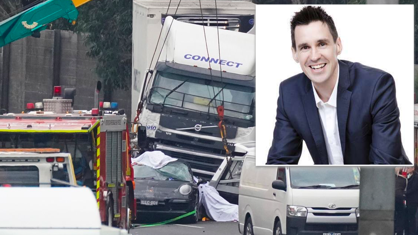 Porsche driver in fatal police truck crash to apply for bail