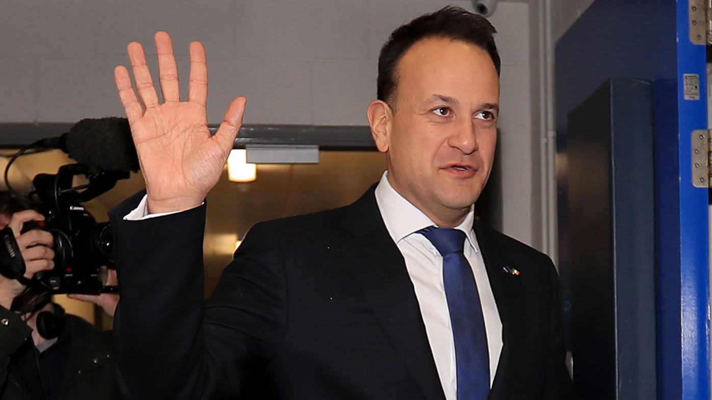 Irish leader quits after crushing parliamentary defeat