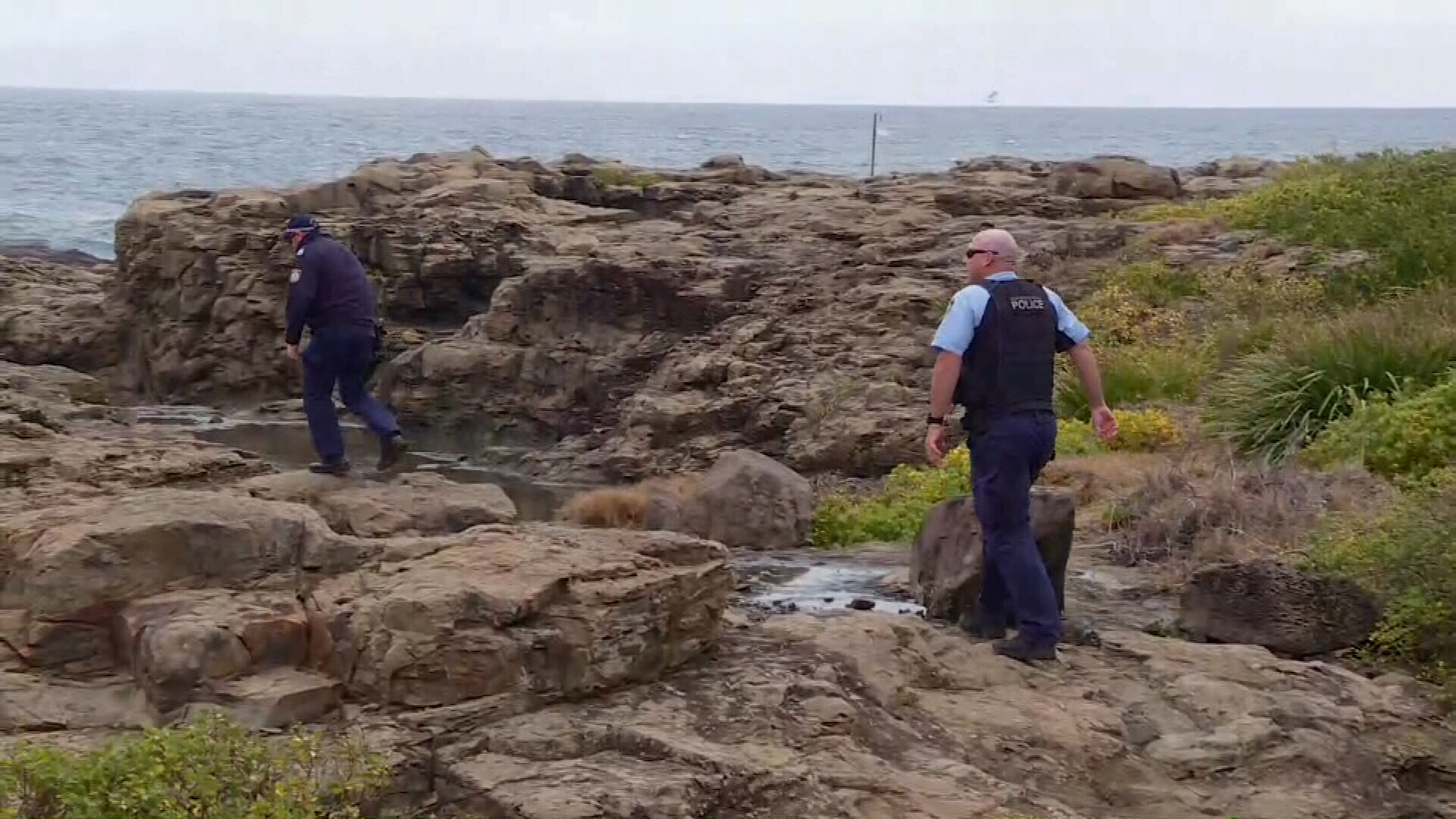 Human remains believed to be NSW fisherman