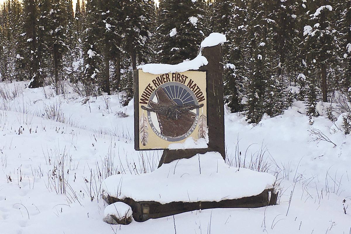 White River First Nation, Yukon Territory
