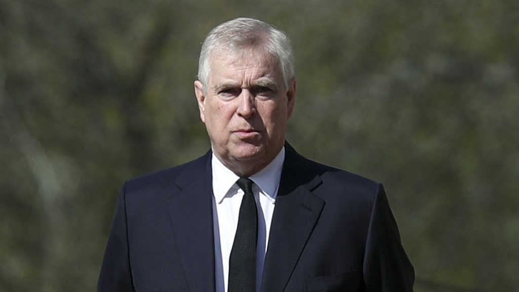 Prince Andrew attorney served with sexual assault lawsuit