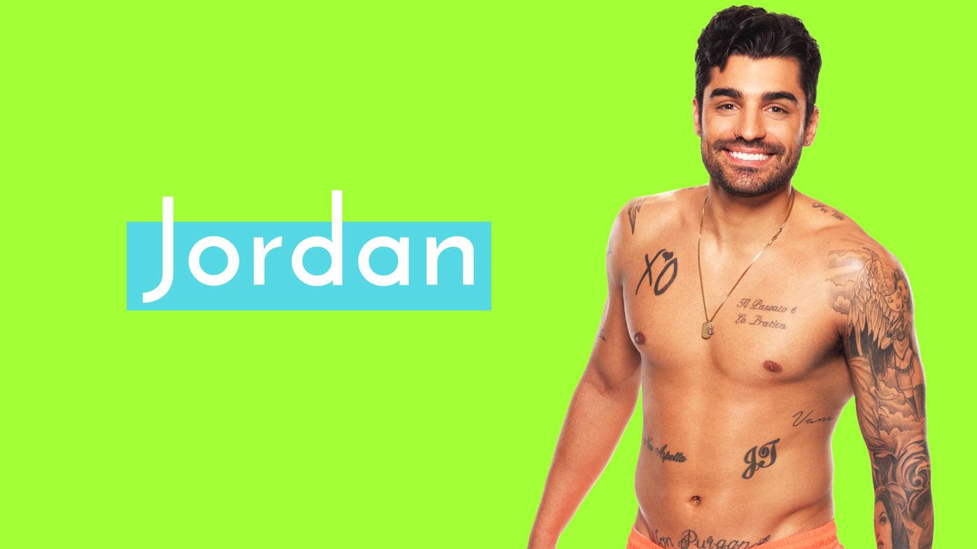 Love Island Australia 2021 BIO Jordan Tilli