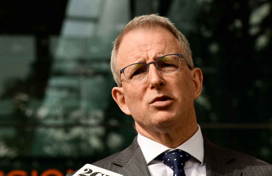 Morrison to push for clampdown on extremist content