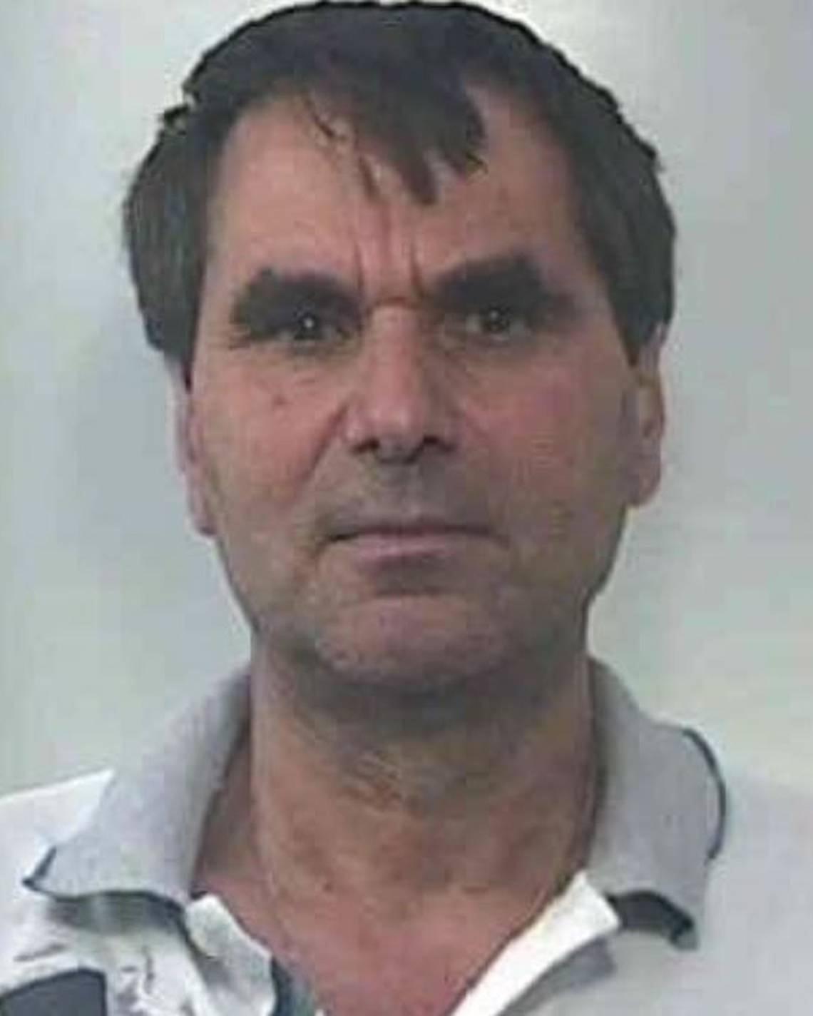 Alleged 'Ndrangheta boss Luigi Mancuso.