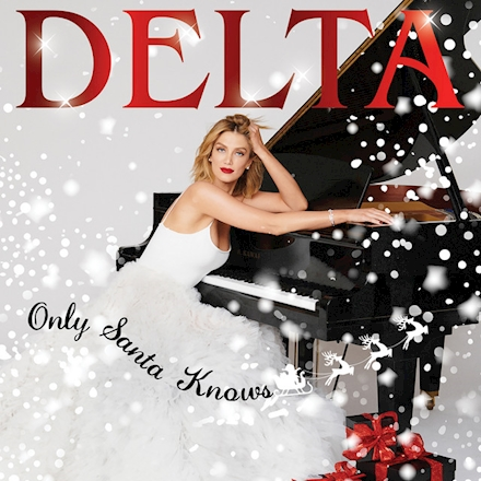 Delta Goodrem, Christmas album, 2020, Only Santa Knows