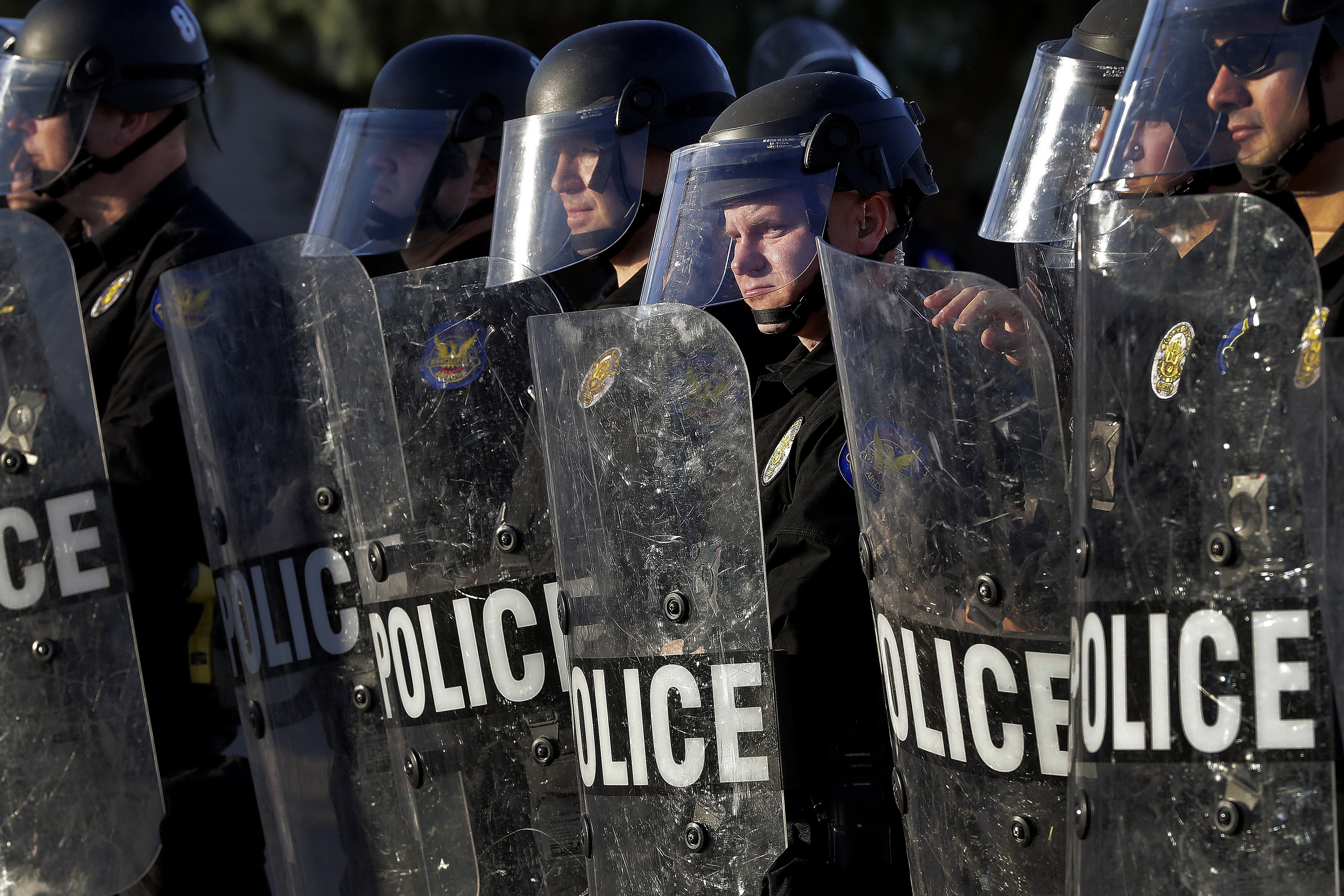 The rise of the American 'soldier-cop'