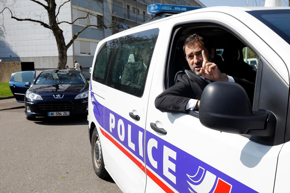 Man arrested in France over 9/11-style attack threat