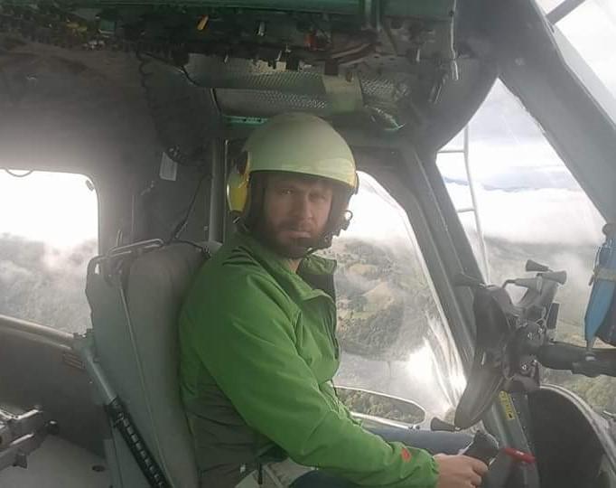 New details revealed in 'abhorrent' roadside death of firefighter