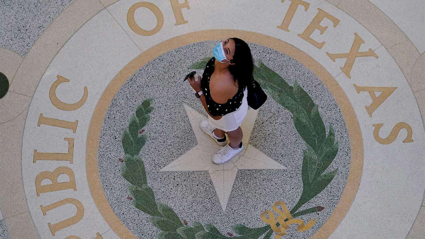 Texas has banned any local jurisdiction from enforcing mask mandates, in spite of surging coronavirus cases.