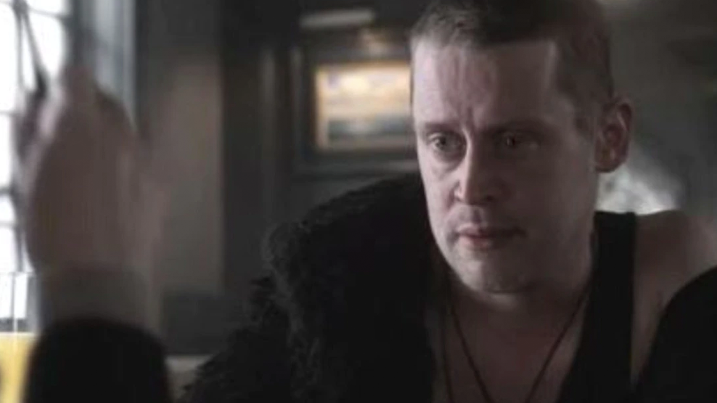 Home Alone star Macaulay Culkin features in 'American Horror Story: Double Feature'.