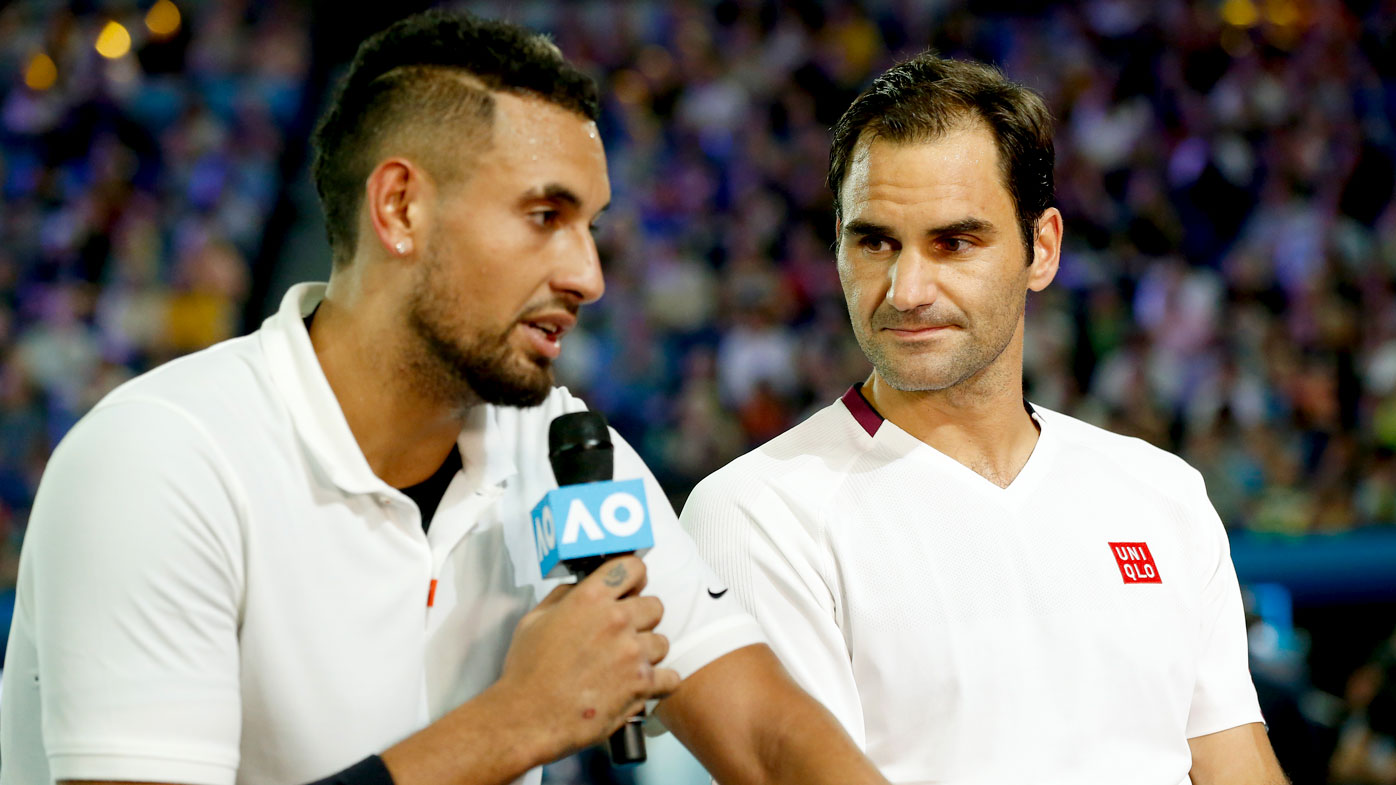 Federer blasts lack of communication on Australian Open smog