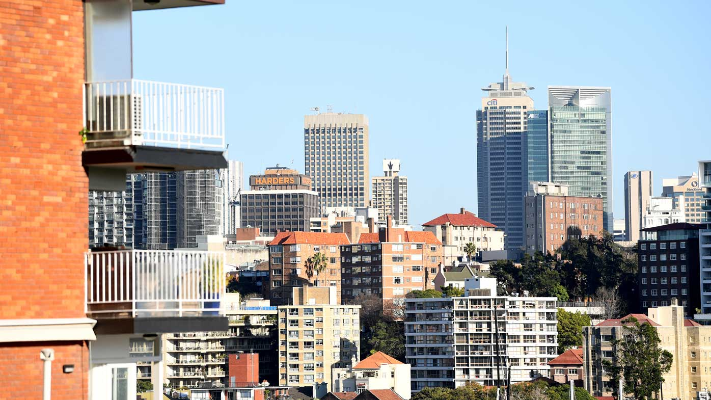 Renting may be a better financial option than buying in Sydney.