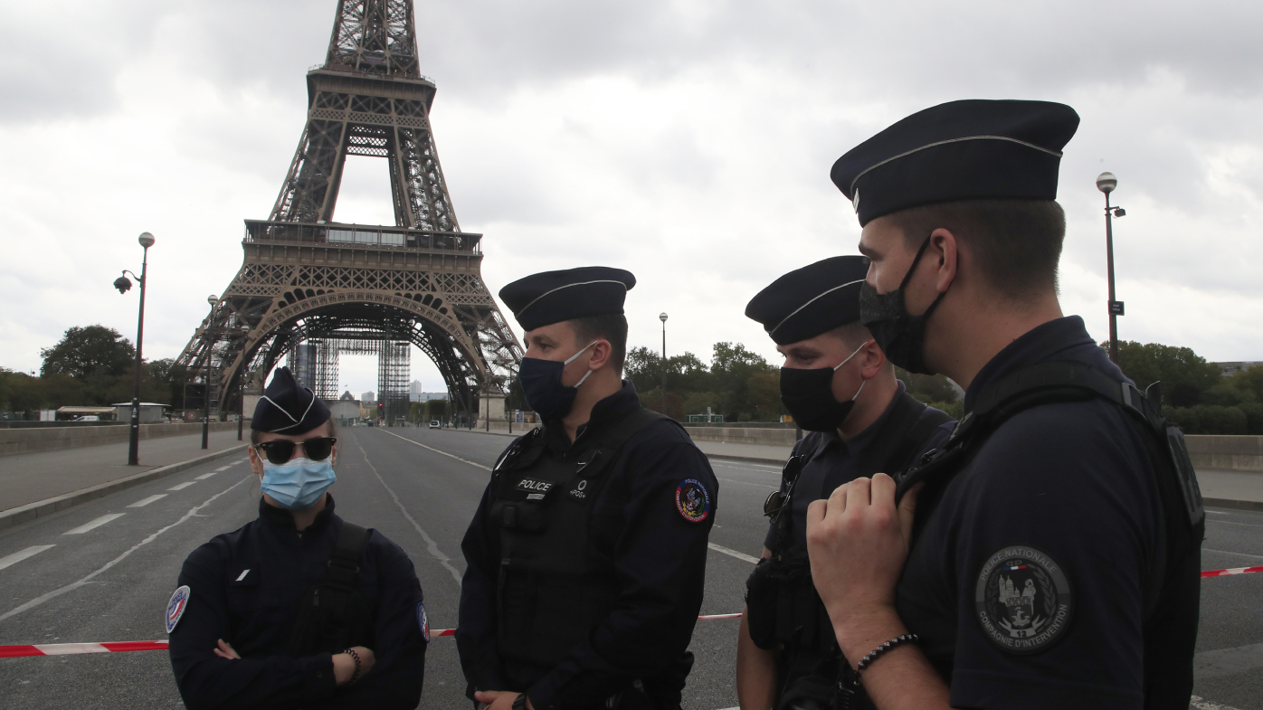 Eiffel Tower evacuated after bomb tip-off in anonymous call