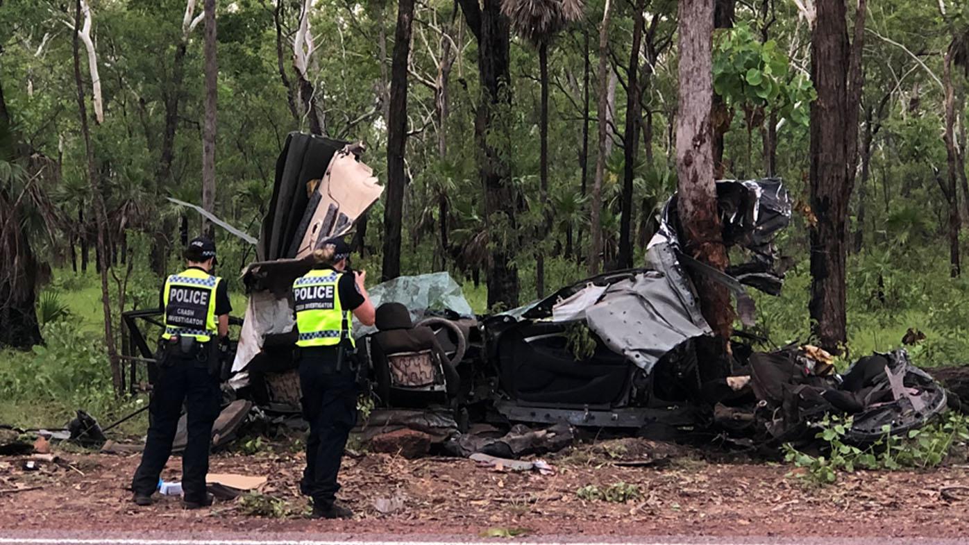 Five killed in Kakadu National Park crash