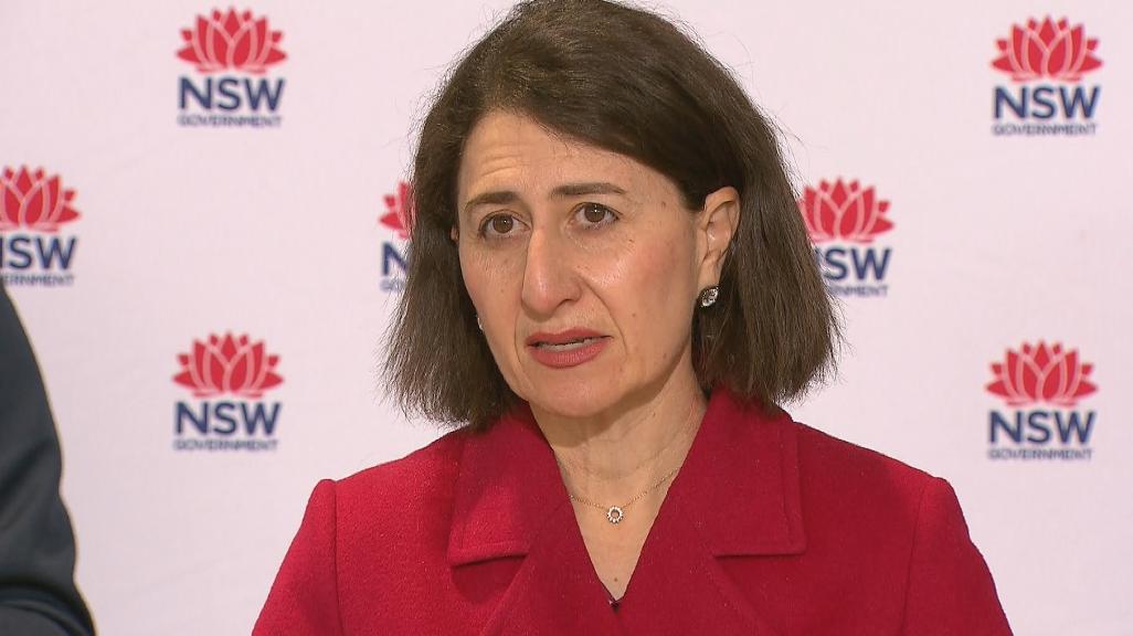 NSW Premier, Gladys Berejiklian.
