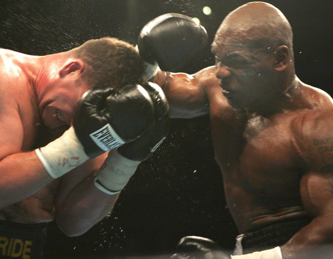 Mike Tyson's Massive Purse For Boxing Comeback Against Roy Jones Jr Revealed